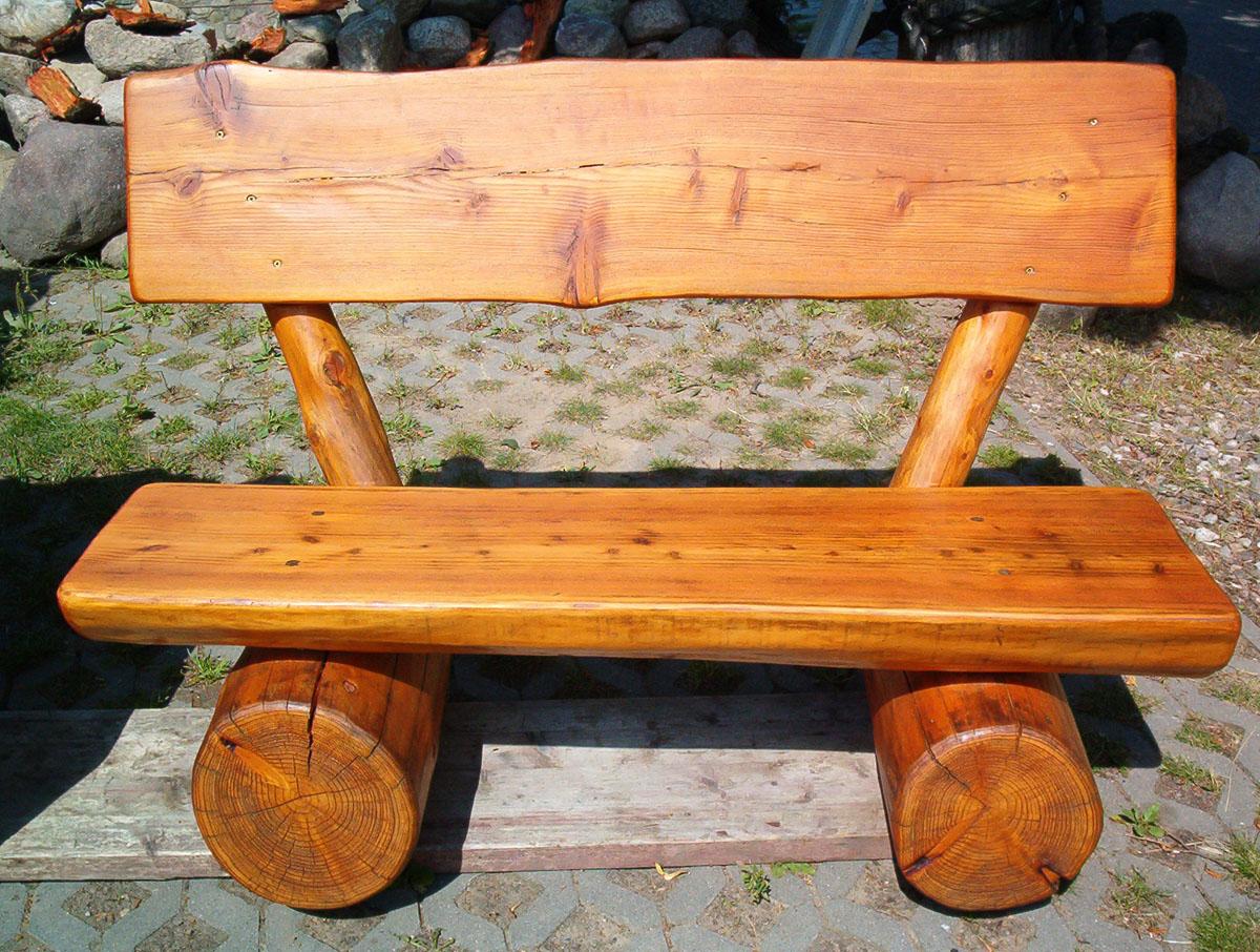 Gartenbank Aus Holz