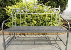 Gartenbank Aus Metall