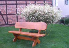 Gartenbank Holz Massiv Bauanleitung