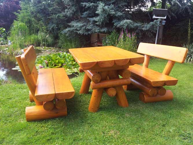 Gartenbank Holz Massiv Günstig