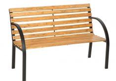 Gartenbank Holz Wetterfest Gebraucht