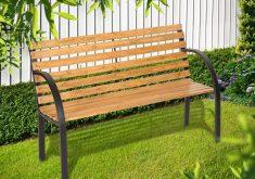 Gartenbank Wetterfest Holz