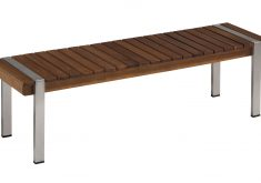 Holzbank Ohne Lehne Antik