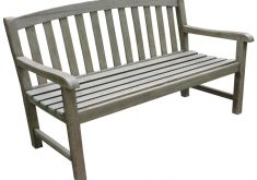 Ikea Gartenbank Grau 3 Sitzer Akazienholz Antikgrou