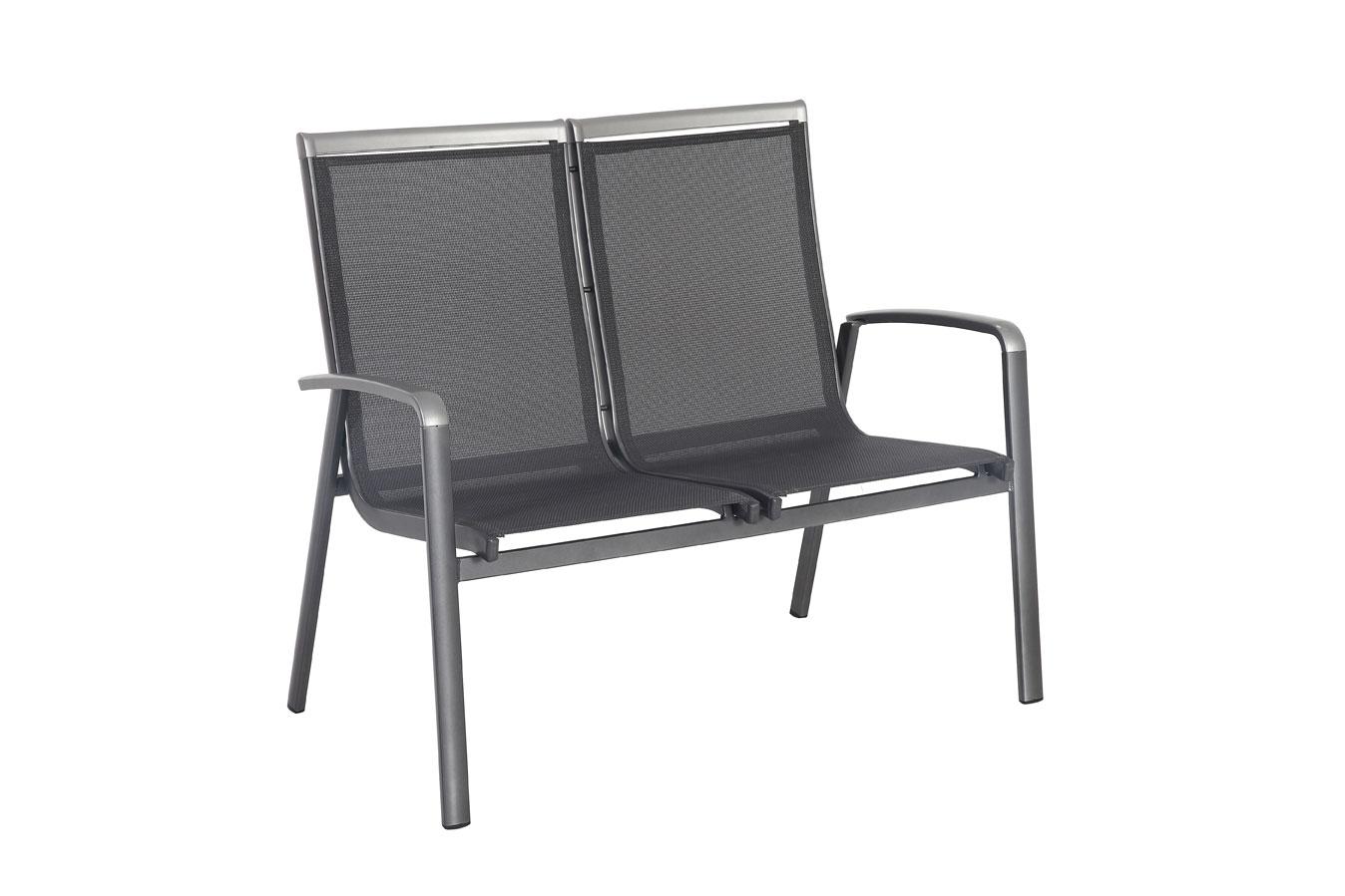 2 Sitzer Gartenbank