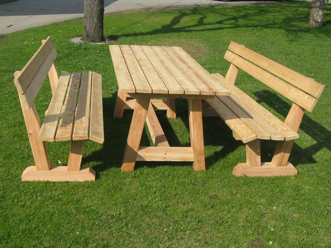 Gartenbänke Holz Selber Bauen