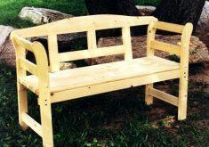 Gartenbank Holz Neu Streichen