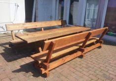 Gartenbank Holz Selber Bauen Anleitung