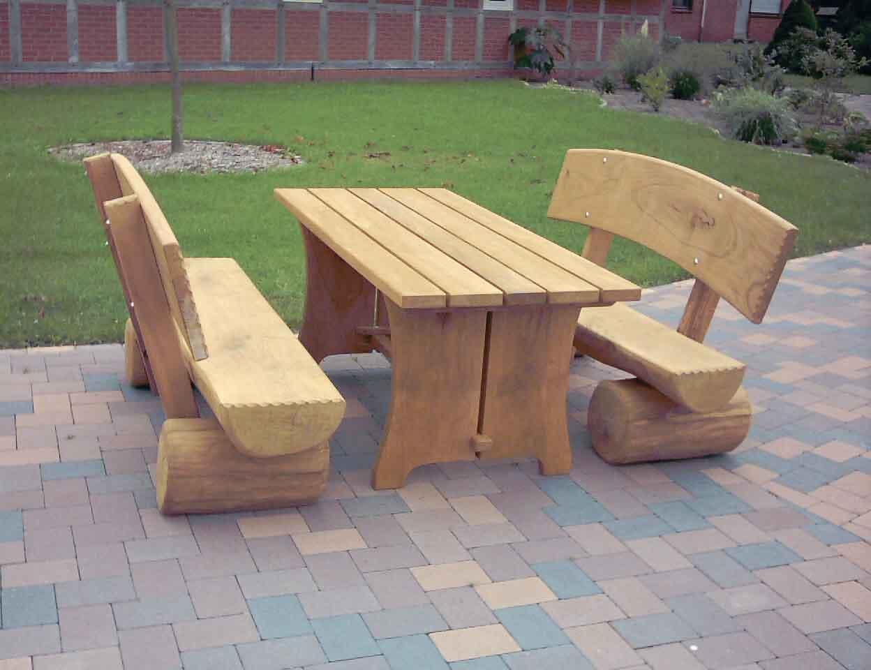 Gartenmöbel Holz Selber Bauen