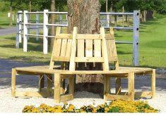 Bauanleitung Gartenbank Holz