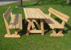 Gartenbank Selber Bauen Holz Massiv