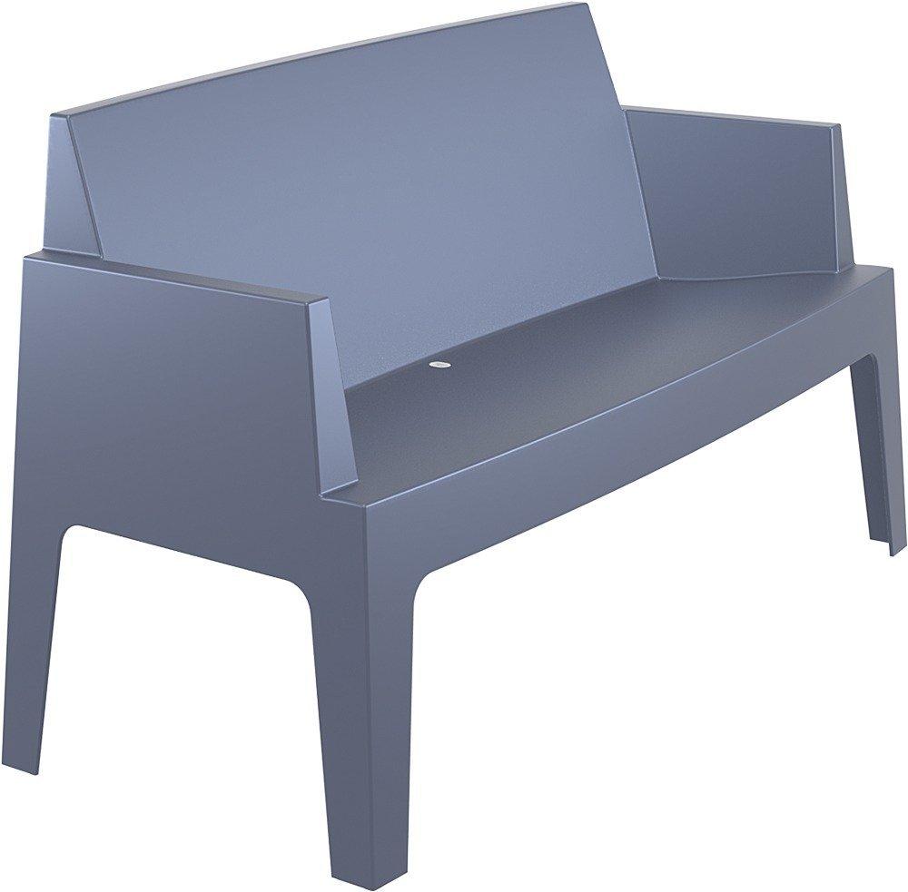 gartenbank kunststoff design garten ideen. Black Bedroom Furniture Sets. Home Design Ideas