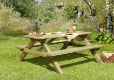 Gartenmöbel Holz Rustikal Gebraucht