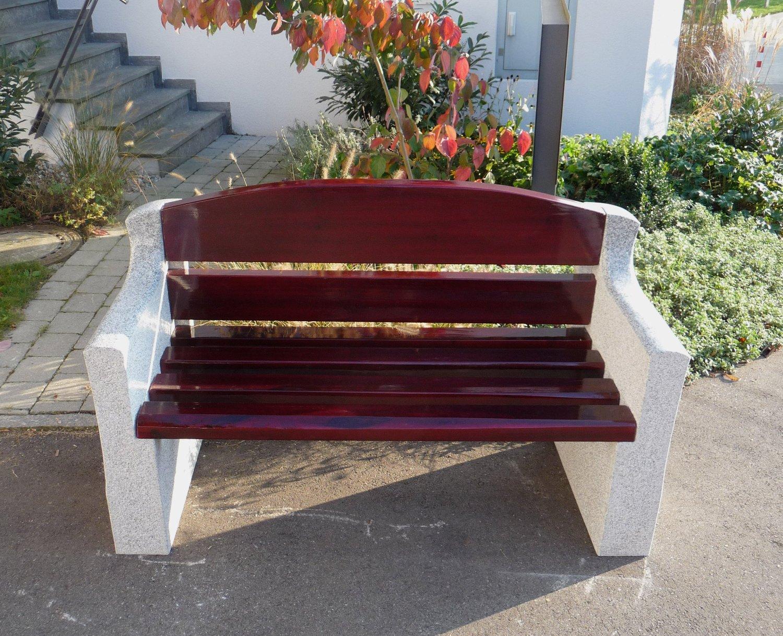 Granit Gartenbank Angebote