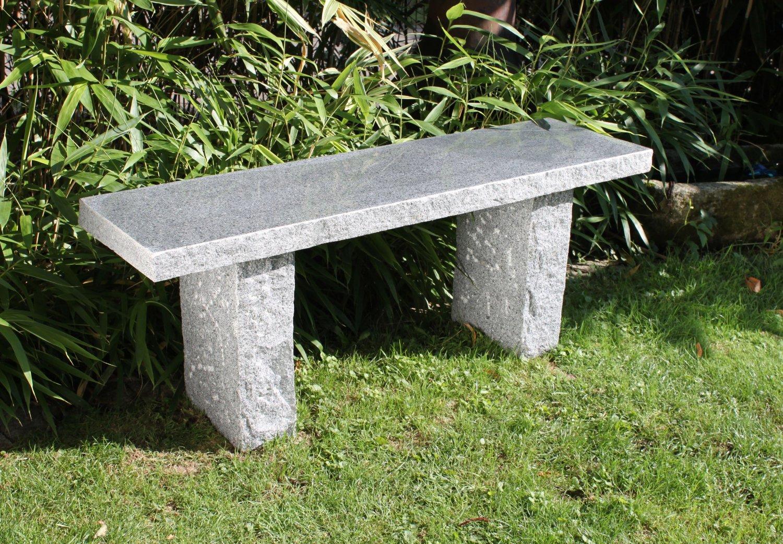 Granit Gartenbank