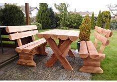 Holz Gartenmöbel Rustikal Ungarn