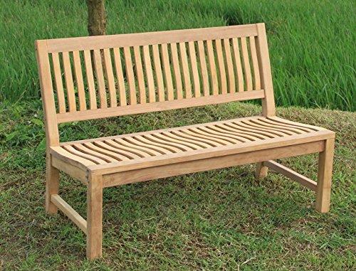 Gartenbank 3 Sitzer Ohne Armlehne Stabile Kingsbury