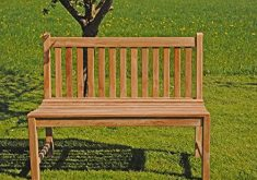 Gartenbank Holz Ohne Armlehne 180 Cm 4 Sitzer