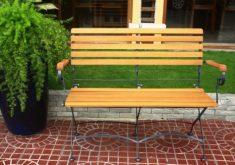 Gartenbank Klappbar Preisvergleich Kaffeehausbank 2 Sitzer Eukalyptus