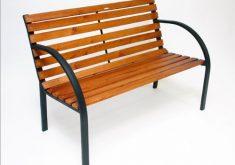 Moderne Gartenbank Selber Machen Holz Metall