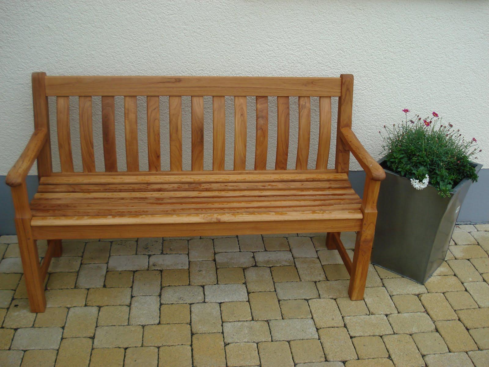Bauplan Gartenbank Mit Tisch