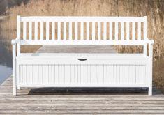 Gartenbank Holz Weiß Preisvergleich