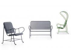 Gartenbank Metall Design Prodotti
