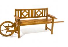 Holz Gartenbank Obi