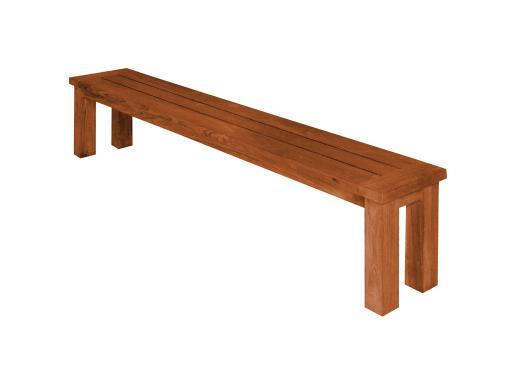 Holz Gartenbank Selber Bauen