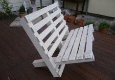 Holz Gartenbank Streichen