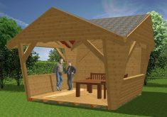 Holz Possling Gartenbank