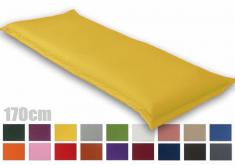 Auflagen Für Gartenbank 170 Cm Uni Farben, Sind Aber Aus Einer Auswahl Von Farben Erhältlich