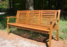 Günstige Gartenbank 3 Sitzer Aus Holz Alle