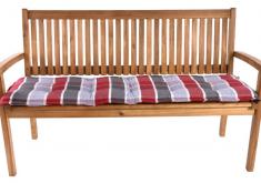 Gartenbank Auflagen 150 Cm Naxos, Komfortable Und Leistungsstarke Für Den Einsatz in Einem Geschlossenen Raum Oder Patio Häuser
