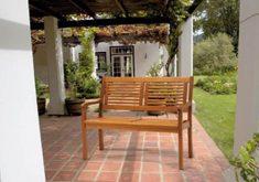 Gartenbank Paolo 2 Sitzer