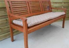 Gartenbank Paolo 3 Sitzer Aus Eukalyptusholz Fsc Neu Holzbank Eukabank Auflage Oliver