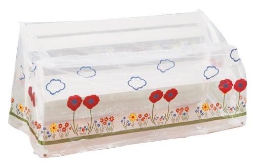 Schutzhülle Für Gartenbank Floral White Schöne Und Interessante