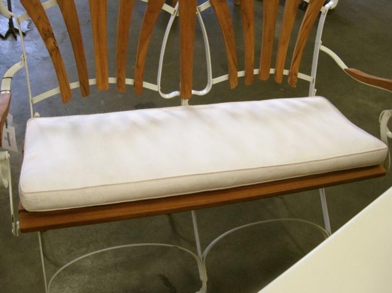 Sitzkissen Für Gartenbank Nähen Weißen Farben Für Metall Gartenmöbel Aus Kunst