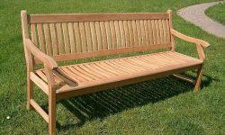 Gartenbank New Jersey 4 Sitzer Dass Im Bereich Luftig Und Geräumig Platziert